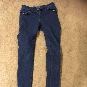 Tripp Hot Topic Size 3 Skinny Jeans like new